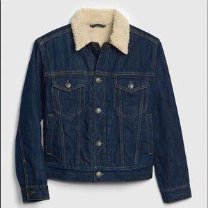 Gap Jean Wool Jacket NWOT